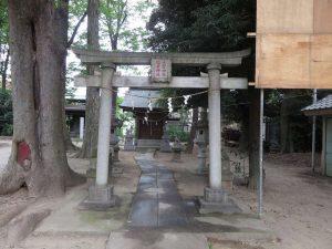 摂社 大鳥神社 稲荷神社